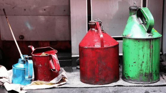 type of lubricants